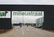 Dar milieustraat ingang Bijsterhuizen 1