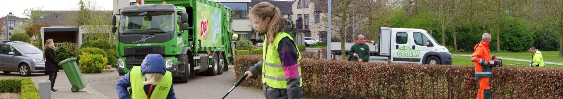 Onderzoek afval en wijkonderhoud