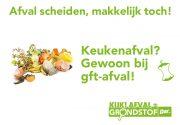 Visual GFT Keukenafval