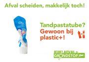 Visual Plastic+ Tandpastatube