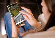 20200611 Voorbeeld SamSamBank app op telefoon