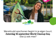 Uiting World Cleanup Day